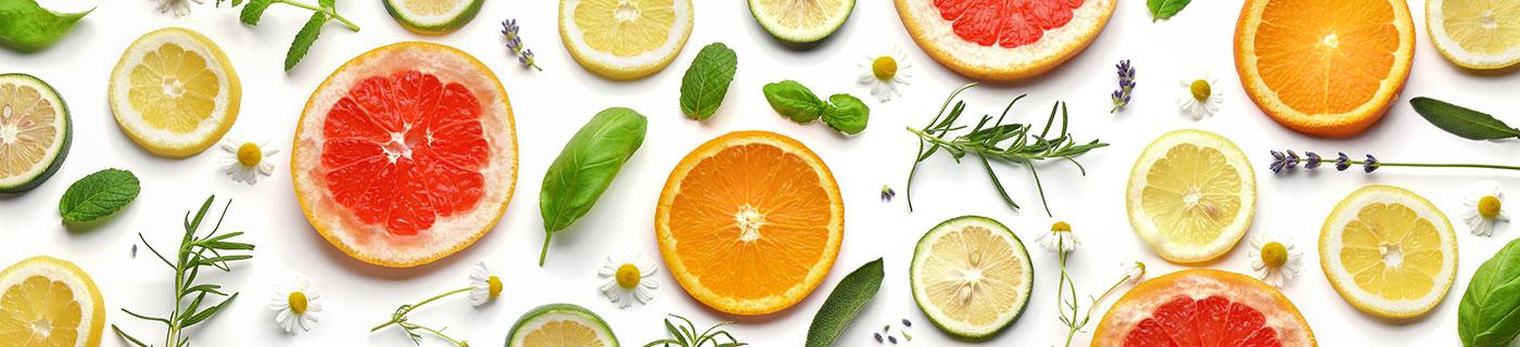 柑橘系のイメージ